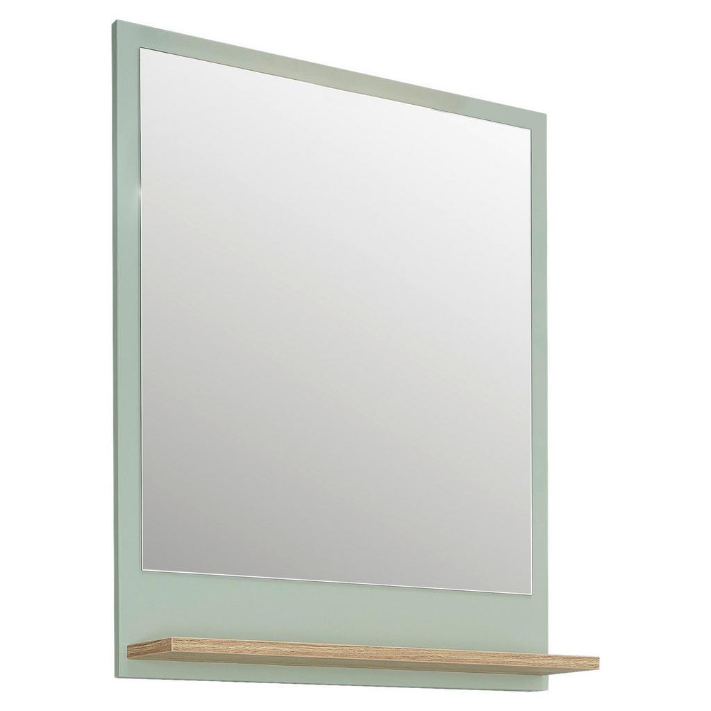 Xora Badezimmerspiegel pastellgrün