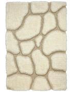 KOSMATINEC STONEY - šampanjec, Design, tekstil (130/190cm) - Novel