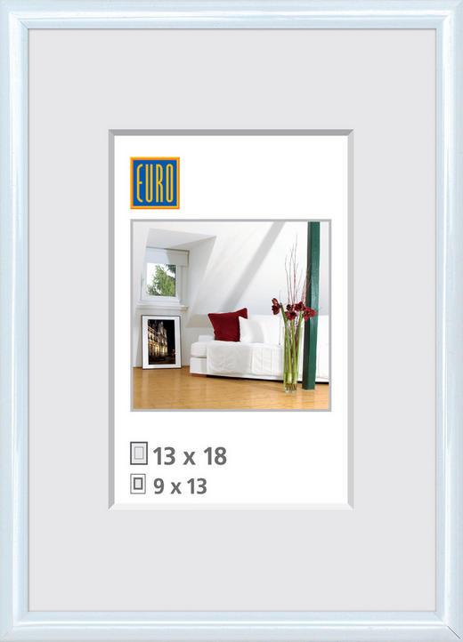 BILDERRAHMEN in Weiß - Weiß, Basics, Glas/Kunststoff (71/101/1.8cm)