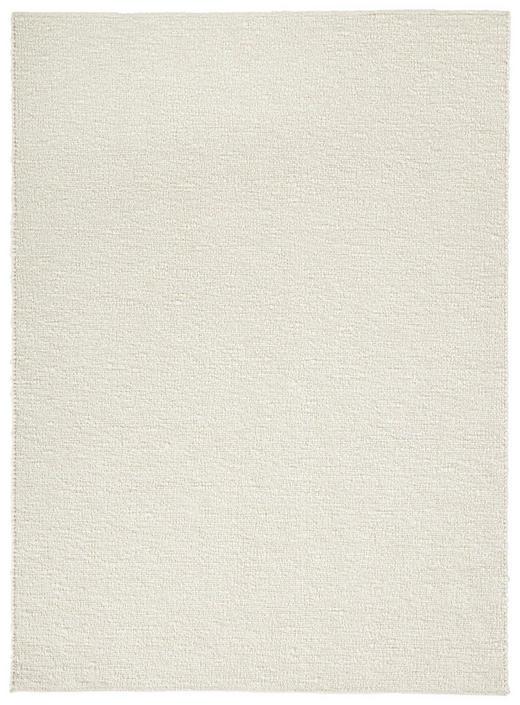 HANDWEBTEPPICH  90/160 cm  Naturfarben - Naturfarben, Basics, Textil (90/160cm) - LINEA NATURA