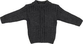 WESTE - Dunkelgrau, Basics, Textil (68null) - My Baby Lou