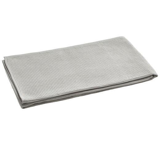 ÜBERWURF - Silberfarben, Basics, Textil (140/200cm) - Esposa