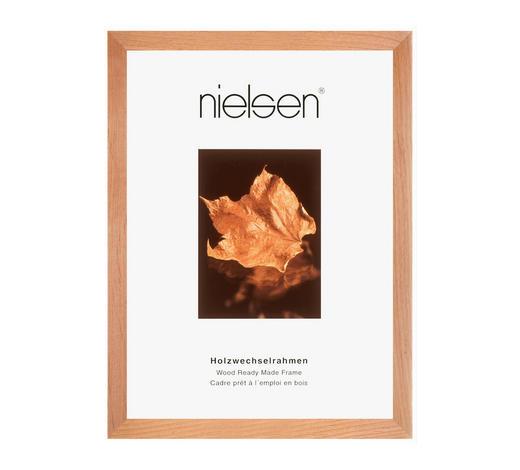 BILDERRAHMEN  Birkefarben  - Birkefarben, Basics, Holz (15/20cm) - Nielsen