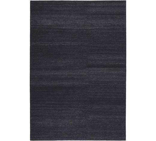 HANDWEBTEPPICH 130/190 cm - Anthrazit, KONVENTIONELL, Textil (130/190cm) - Esprit