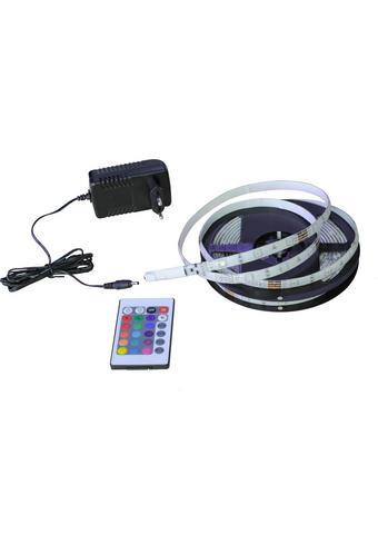 LED-STRIP TRAKOVI - prosojna, Design, kovina/umetna masa (500cm) - Boxxx