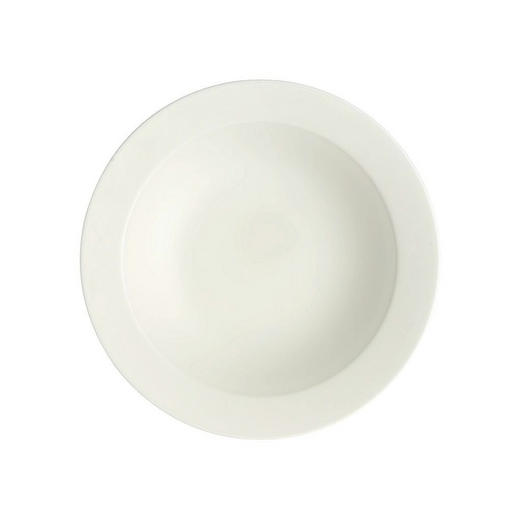 SCHALE Keramik Bone China - Weiß, Basics, Keramik (20cm) - Villeroy & Boch