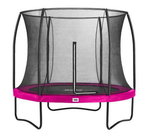 Trampolin Salta Comfort Combo Pink  - Pink, Basics, Metall (251cm)