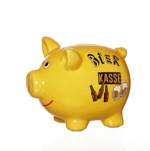 SPARDOSE - Gelb, Basics, Keramik (16/12/14cm) - Ritzenhoff Breker