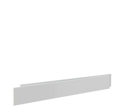 UMBAUSEITEN Faro - Weiß, Design, Holzwerkstoff (139,0/18,4/1,8cm) - Paidi