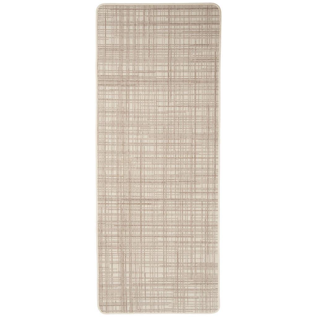 Image of Boxxx Küchenteppich 67/200 cm , Country , Beige , Textil , 67 cm , 008065015602