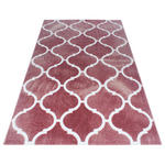 HOCHFLORTEPPICH  200/290 cm  gewebt  Pink   - Pink, Trend, Textil (200/290cm) - Novel