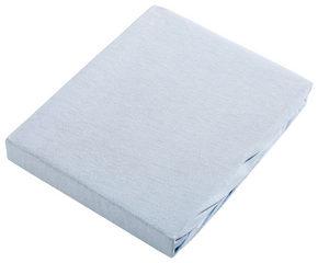 DRA-PÅ-LAKAN FÖR BARNMADRASS - ljusblå, Basics, textil (40/90cm) - My Baby Lou