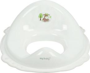 TOALETTSITS - vit, Trend, plast (30/40/14cm) - My Baby Lou