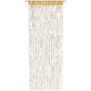 FADENSTORE transparent - Goldfarben, Trend, Textil (90/245cm) - Esposa