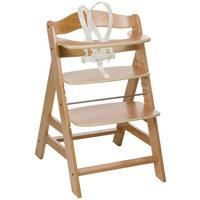 KOMBIHOCHSTUHL Alpha - Naturfarben, Basics, Holz (56/48/80cm) - HAUCK