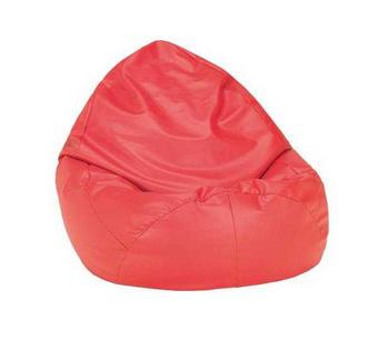 SEDACÍ PYTEL, červená, textil, - červená, Design, textil (270l) - BOXXX