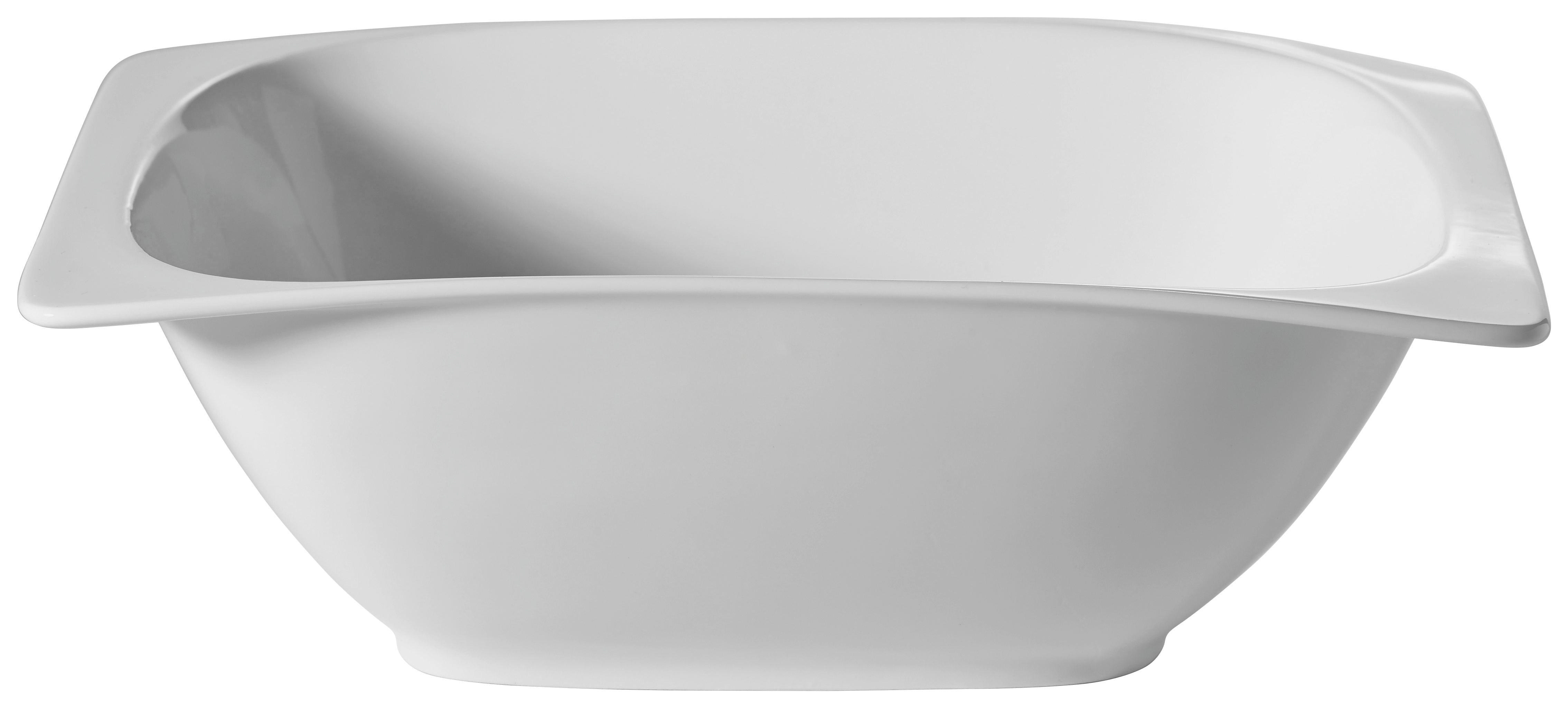 SKLEDA - bela, Basics, keramika (26/21/8cm) - RITZENHOFF BREKER