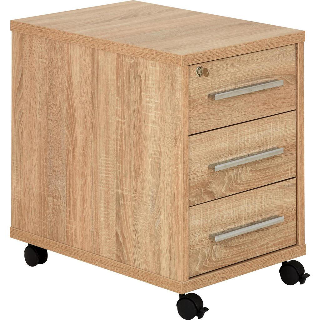 Voleo ROLLCONTAINER Beige | Büro > Büroschränke > Rollcontainer | Kunststoff | Voleo
