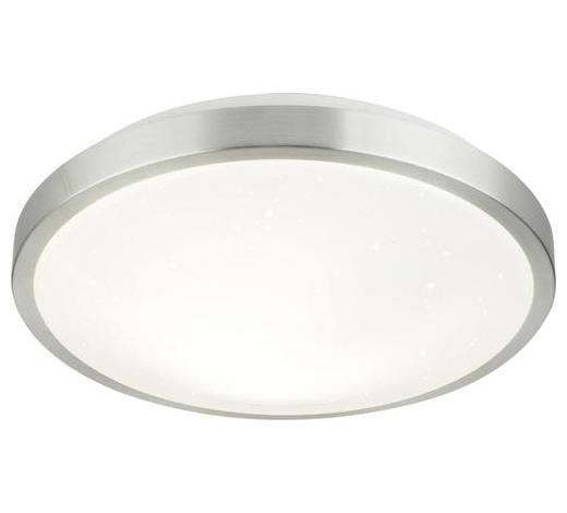 DECKENLEUCHTE - Weiß, KONVENTIONELL, Kunststoff/Metall (30cm) - Boxxx