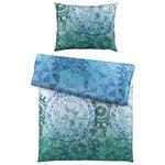 BETTWÄSCHE 140/200 cm  - Blau, KONVENTIONELL, Textil (140/200cm) - Esposa