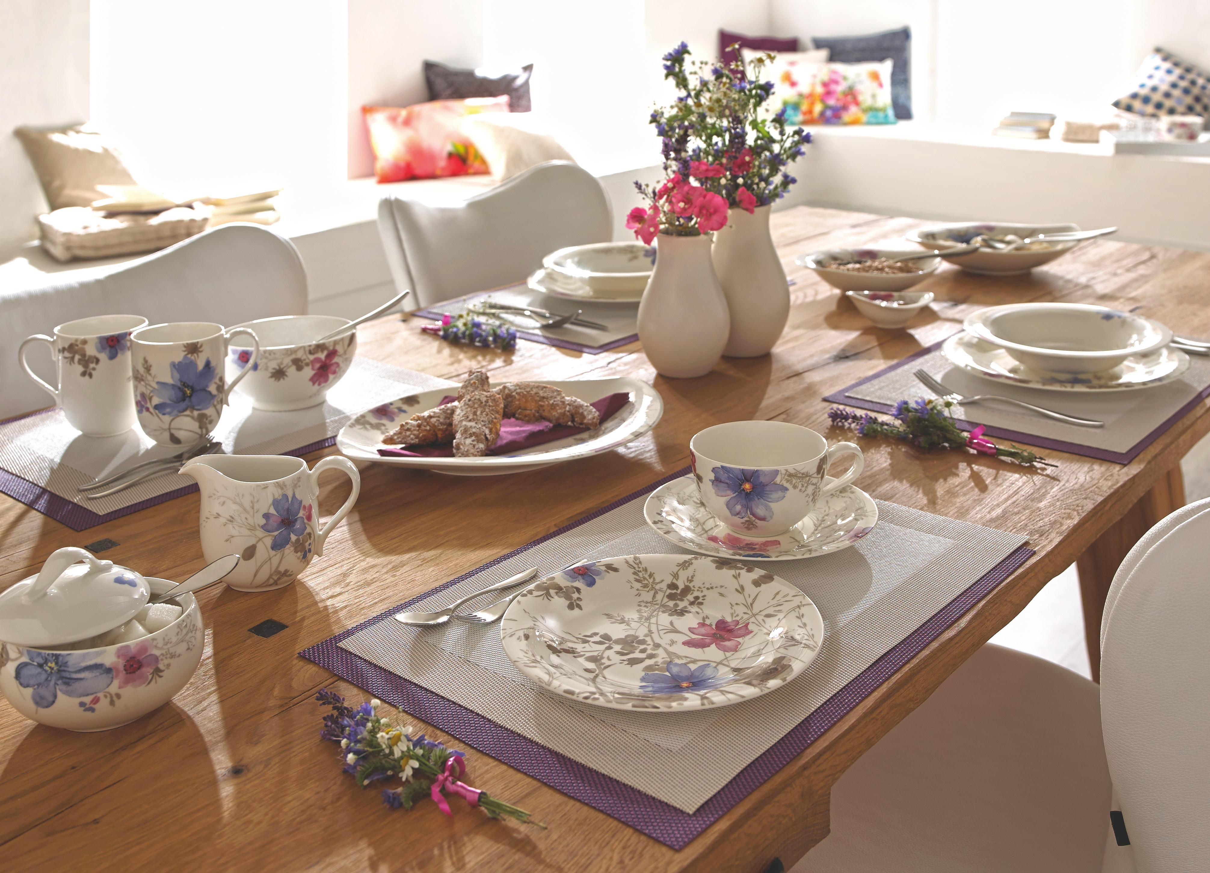 VELIKA ŠALICA ZA KAVU - bijela/višebojno, Konvencionalno, keramika (0,35l) - VILLEROY & BOCH