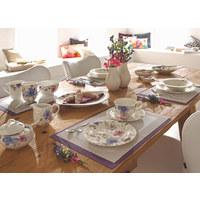 ZUCKERDOSE Keramik  - Blau/Rosa, Basics, Keramik (0,45l) - Villeroy & Boch