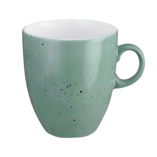 KAFFEEBECHER - Petrol, Basics, Keramik (0,40l) - Seltmann Weiden