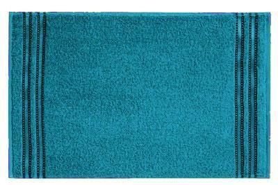 GÄSTETUCH 30/50 cm - Petrol, Basics, Textil (30/50cm) - VOSSEN