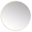 SPIEGEL  - Goldfarben, Design, Glas/Holz (73/3,5cm) - Kare-Design
