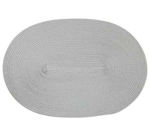 TISCHSET 30/45 cm Textil - Grau, Basics, Textil (30/45cm) - Homeware