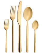 BESTECKSET  30-teilig  Edelstahl   - Goldfarben, Design, Metall - Homeware Profession.