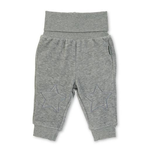 HOSE - Grau, Basics, Textil (62) - Sterntaler