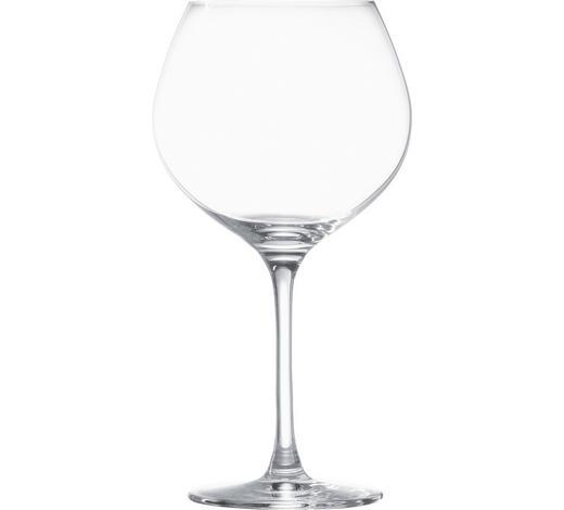 BURGUNDERGLAS - Klar, KONVENTIONELL, Glas (11/21cm) - Leonardo