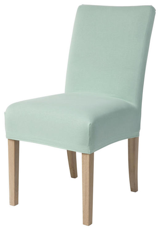 STUHLHUSSE - Mintgrün, Basics, Textil (40/45/65cm) - Esposa