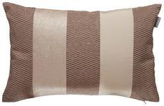 KISSENHÜLLE Rosa, Altrosa 38/58 cm  - Altrosa/Rosa, Textil (38/58cm) - Ambiente