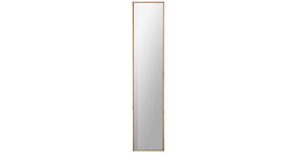 SPIEGEL 35/165/3 cm - Eichefarben, Natur, Glas/Holz (35/165/3cm) - Valnatura
