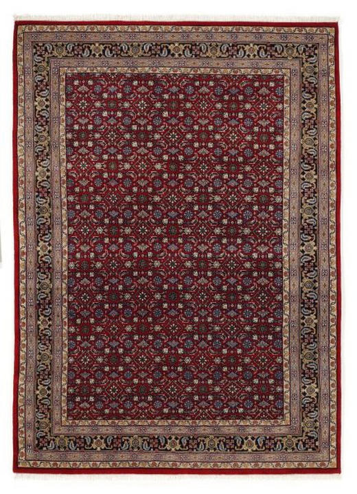 ORIENTTEPPICH  80/400 cm  Blau, Rot - Blau/Rot, Basics, Textil (80/400cm) - Esposa
