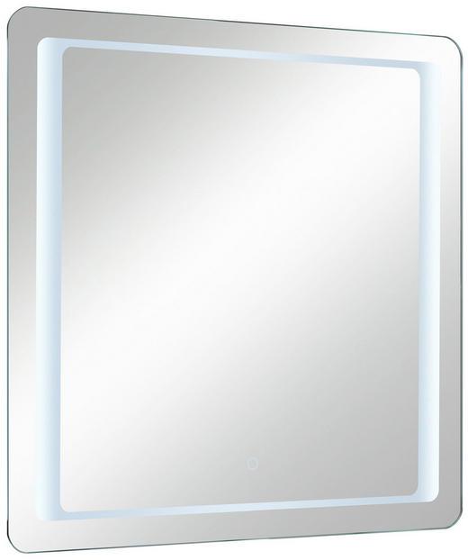 OGLEDALO - Design, staklo (70/70/3cm) - Xora