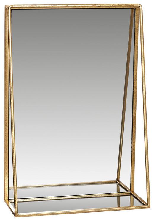 WANDSPIEGEL Goldfarben - Goldfarben, Basics, Glas/Metall (35/50/14cm) - Ambia Home