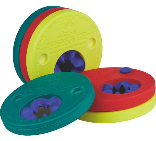 SCHWIMMSCHEIBEN - Multicolor, Basics, Kunststoff