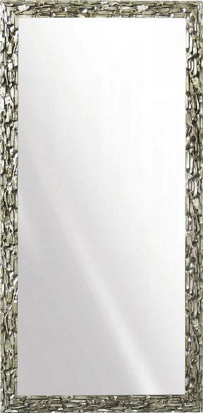 VÄGGSPEGEL - silver, Design, glas/trä (95/195cm)
