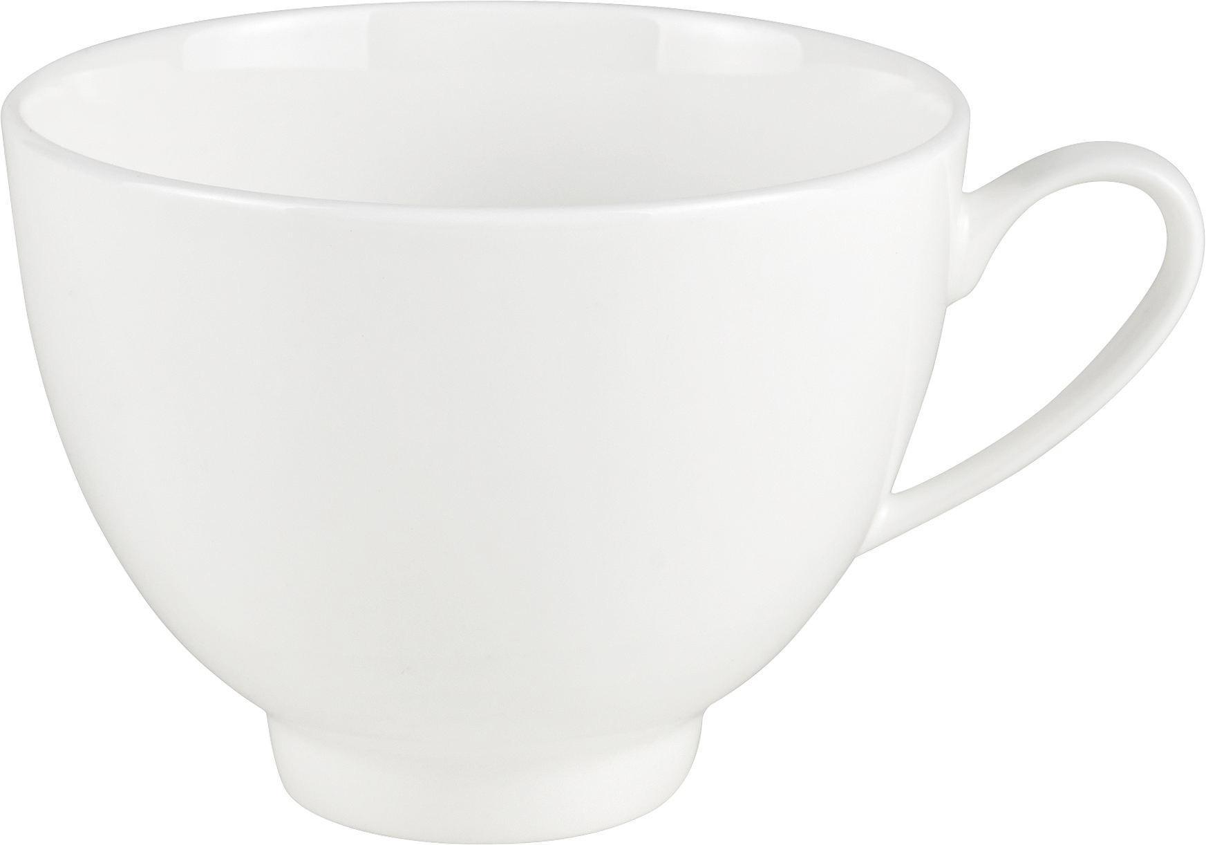 KAFFEKOPP - vit, Basics, keramik (9/6,5cm) - Novel