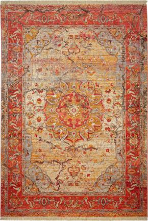 VINTAGE MATTA - röd, Lifestyle, textil (120/153cm) - Esposa