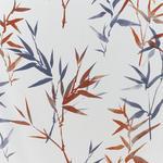 DEKOSTOFF per lfm blickdicht  - Anthrazit/Orange, KONVENTIONELL, Textil (148cm) - Esposa