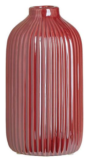 VAS - mörkrosa, Design, keramik (8,6/16,5cm) - Ambia Home