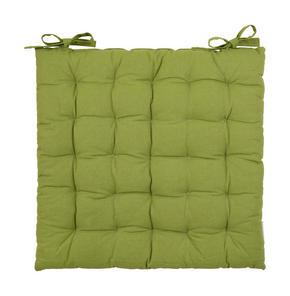SITTDYNA - grön, Basics, textil (40/40/3cm) - Boxxx