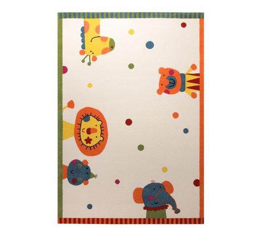KINDERTEPPICH 80/150 cm - Multicolor/Weiß, Trend, Textil (80/150cm) - Sigikid