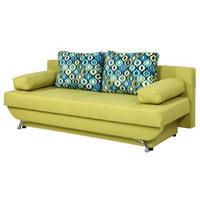 TROSED  zelena tekstil - zelena, Design, tekstil (200/80/80cm) - Boxxx