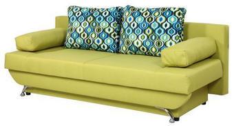 TROSED,  zelena tekstil - zelena, Design, tekstil (200/80/80cm) - Boxxx