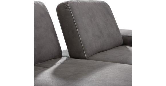 WOHNLANDSCHAFT in Textil Braun - Beige/Bronzefarben, Natur, Textil/Metall (178/298cm) - Valnatura